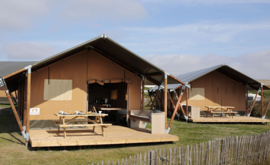 Corfwater - Glamping.nl