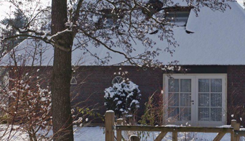 Uylkenshof b&b winter