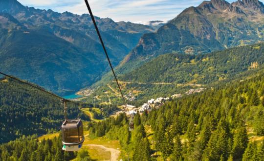 3x glamping in de Franse Alpen