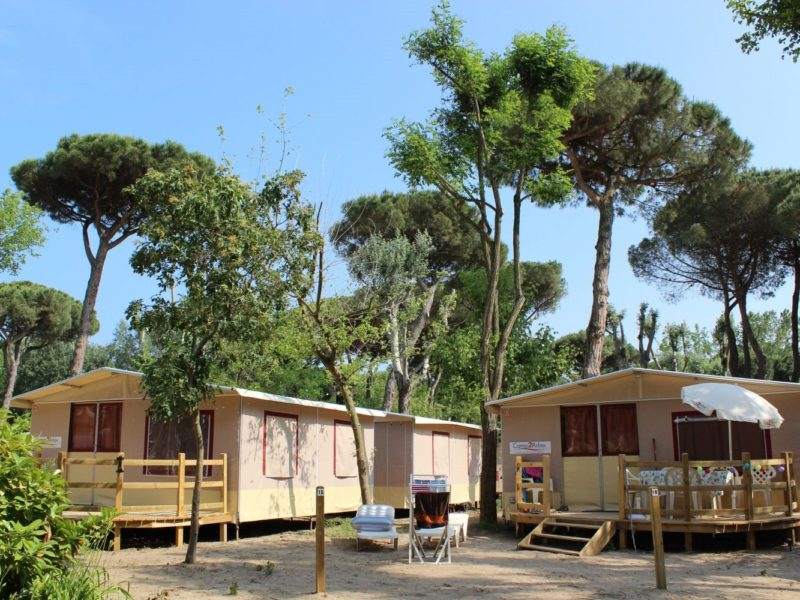 Last-minutes in Italië, Camping Europing