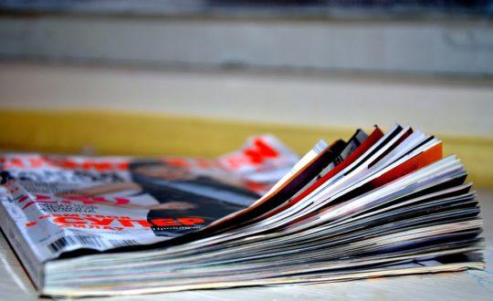 De leukste tijdschriften om mee te nemen naar je glamping vakantie
