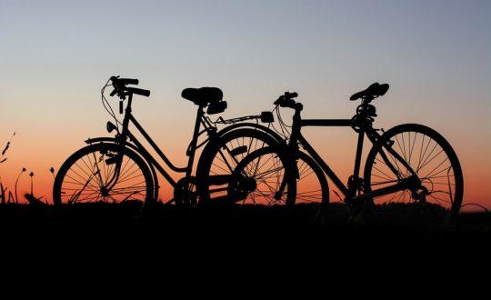 Neem je fiets mee op Glamping vakantie!