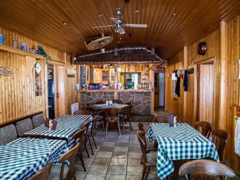 Restaurant - Glamping Bockenauer Schweiz
