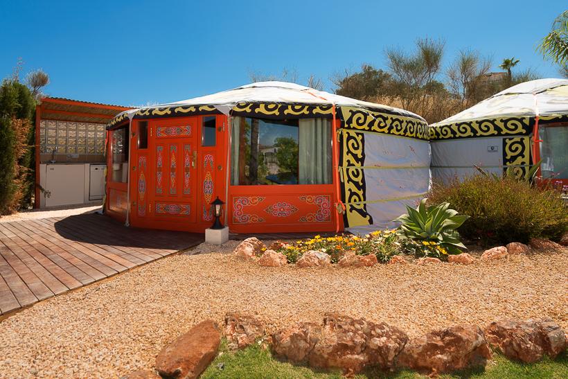 la granja de antonio yurt