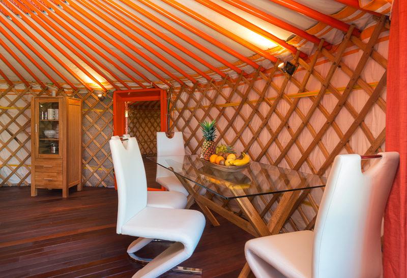 la granja de antonio yurt stoelen