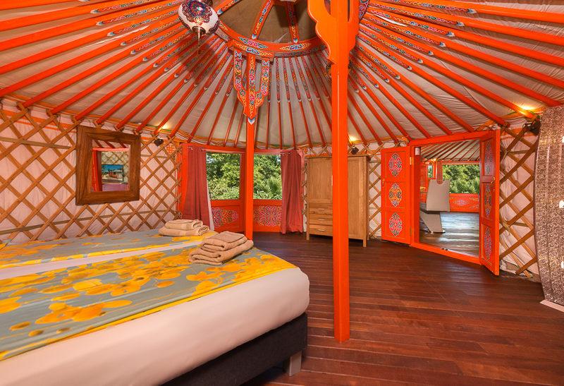 la granja de antonio yurt bed