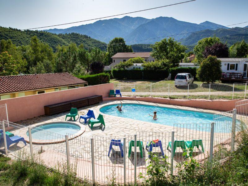 Zwembad La Rotja