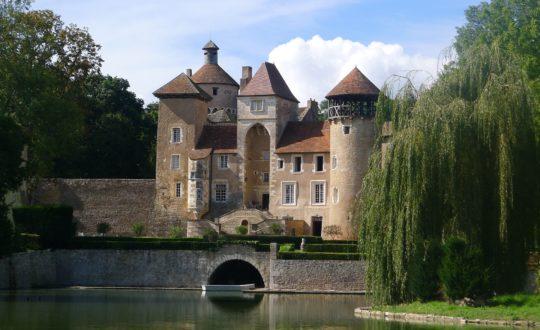 Glamping Bourgogne