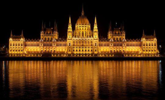 Glamping Hongarije