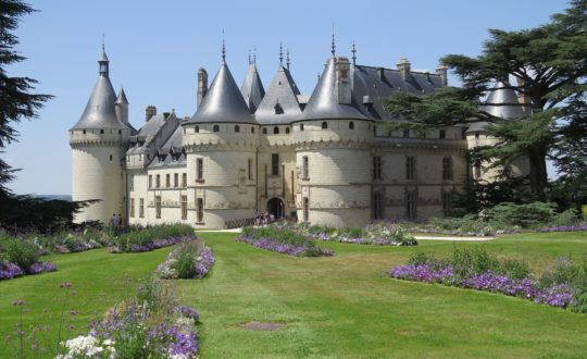 Glamping Loire
