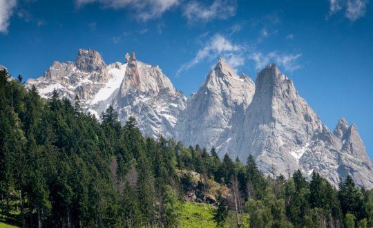 Glamping Franse Alpen