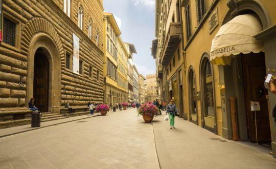 Een dagje shoppen in Florence