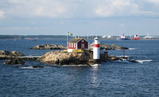 Glamping Zweden