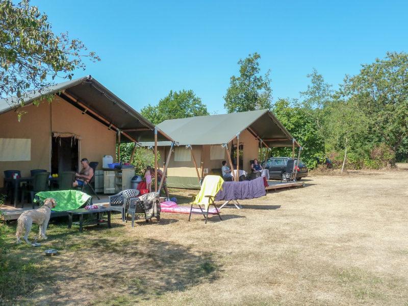 Safaritenten - Het Timmerholt