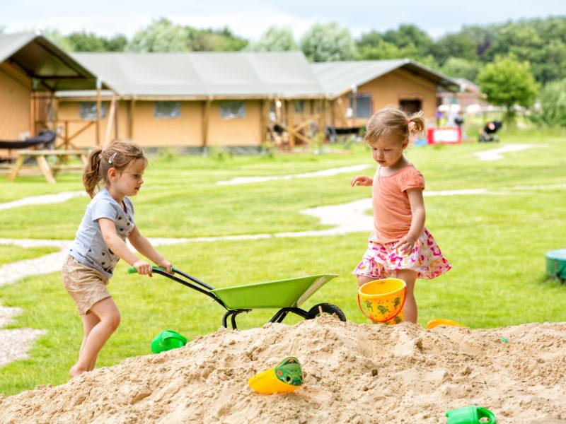 FarmCamps Brandenhorst kinderen