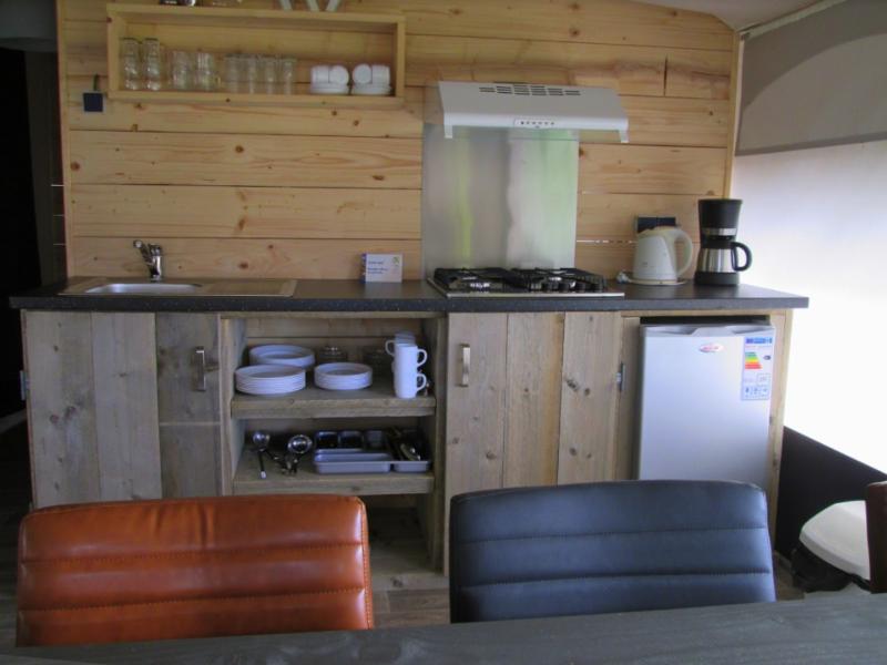 ackersate tentvilla keuken