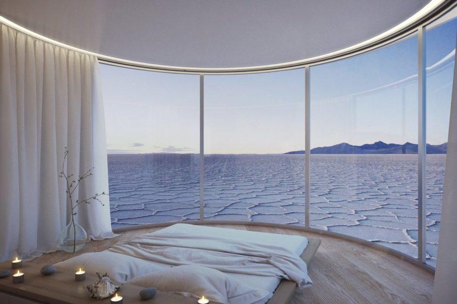 prefab cocoon slaapkamer