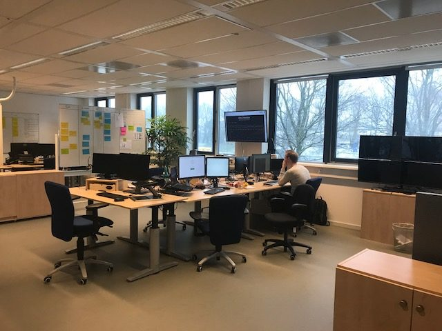Vacanceselect Glamping kantoor Alkmaar