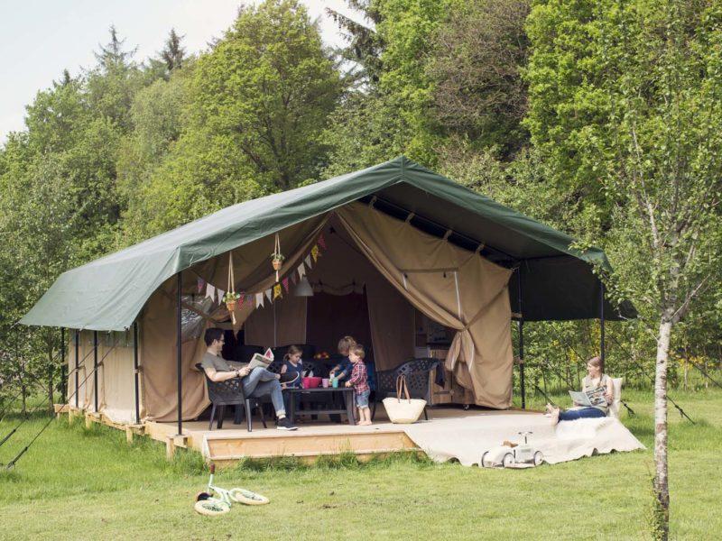 Safaritent Camping Tikvah