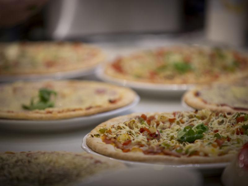 Au Bois Joli - pizza
