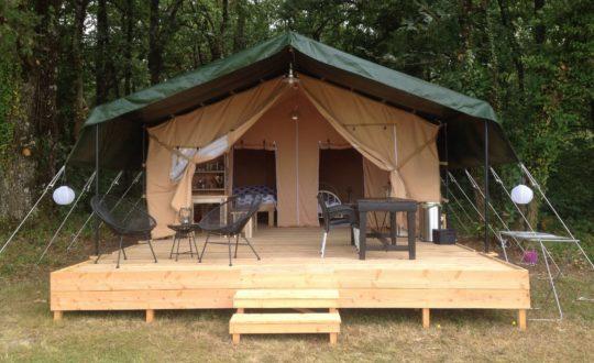 Les Cabanes de Rouffignac - Glamping.nl