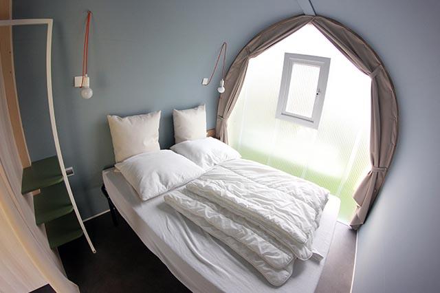CocoSweet op Nienoord slaapkamer 2