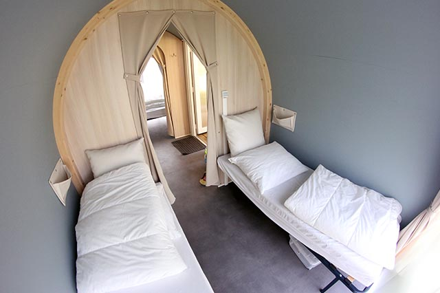 CocoSweet op Nienoord slaapkamer 1