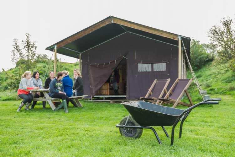 Landgoed Tongeren BoerenBed Tent