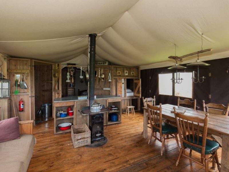glamping - camping - kamperen - nederland