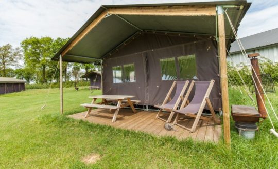 Boerenbed Tent