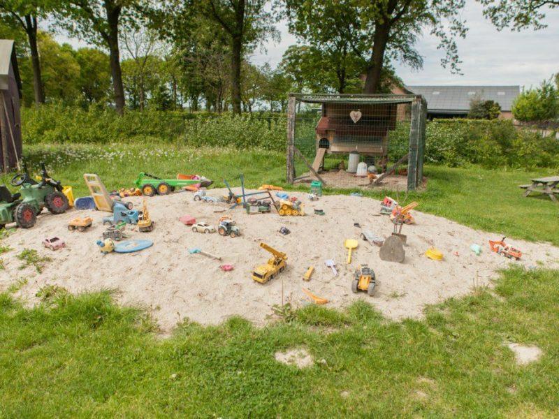 De Brabantse Hei buiten spelen