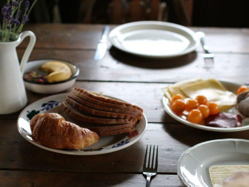 Dinserhof Collection, ontbijtje