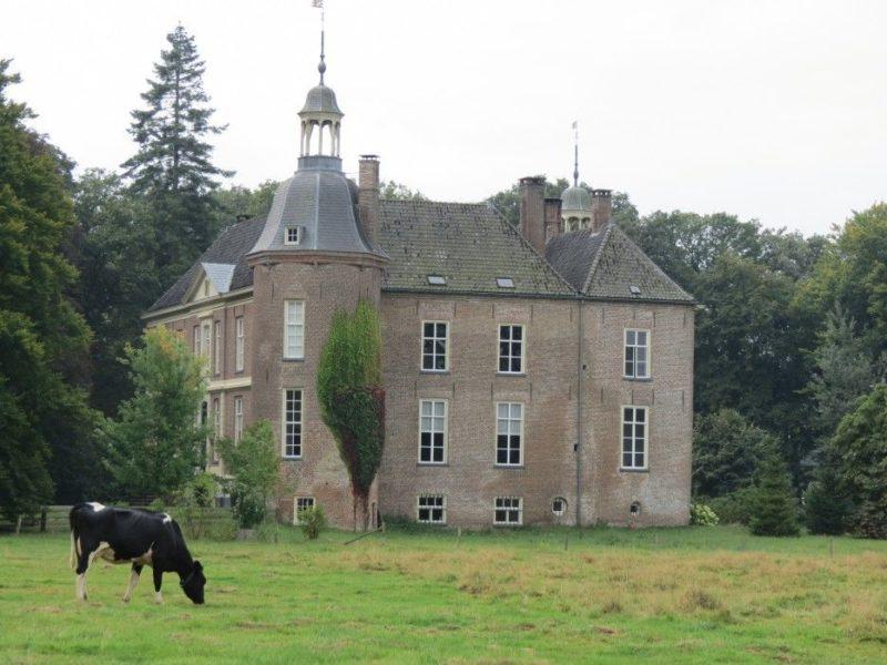Kasteel Hackfoort 't Boshuis