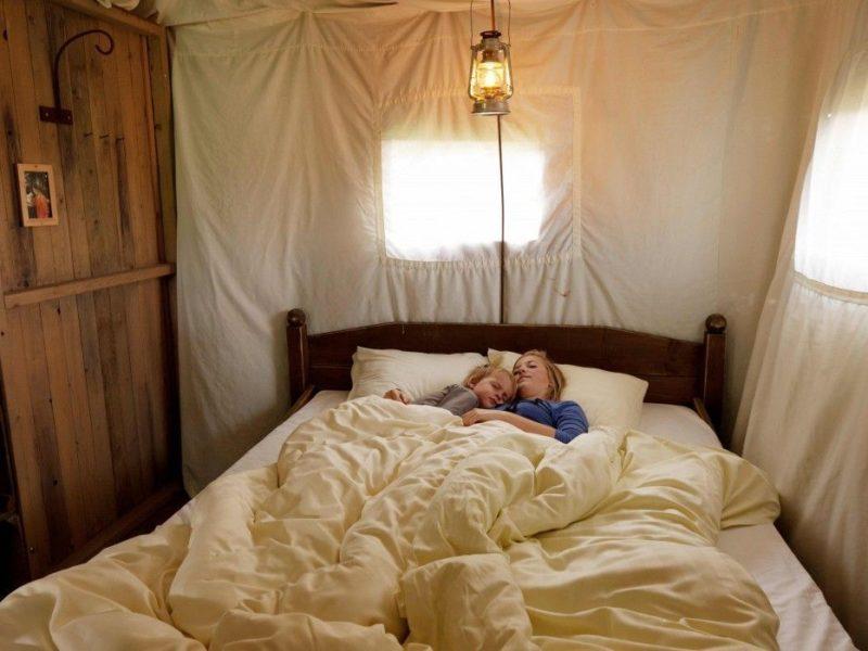 Lekker slapen bij 't Boshuis