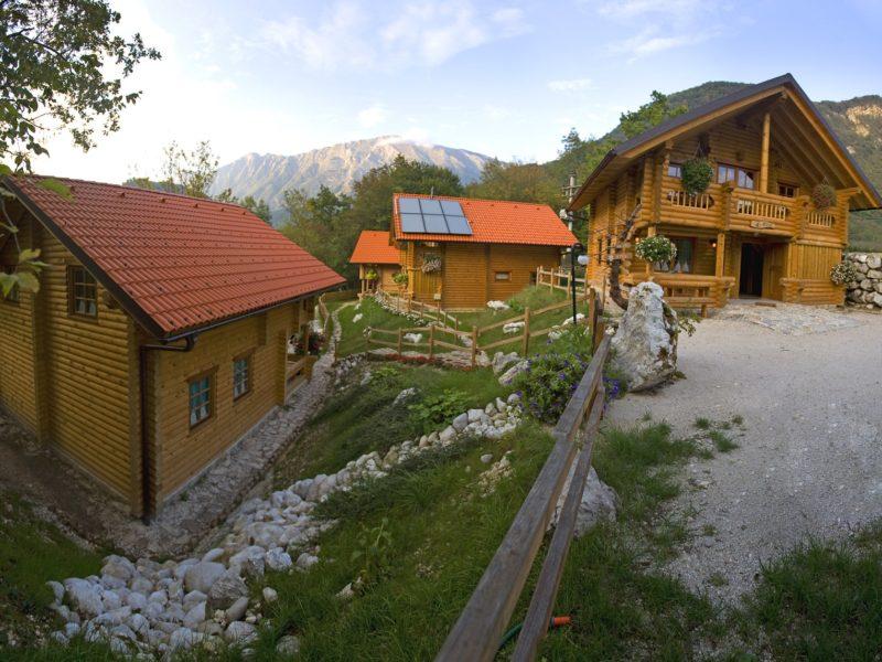 Kamp Koren huisjes