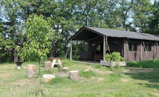 TaarTenTuin - Glamping.nl