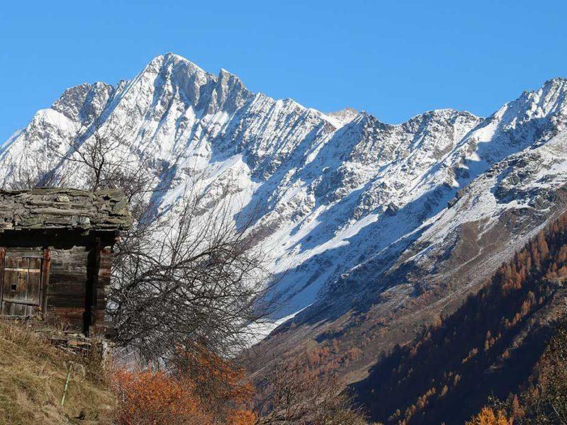 Wallis Collection, een schitterend uitzicht over de bergen