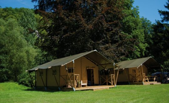 Mountain Network Ardennen - Glamping.nl