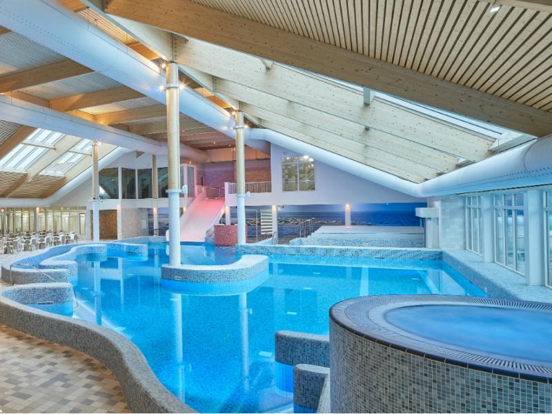 Glamping - Vakantiepark De Krim - zwembad