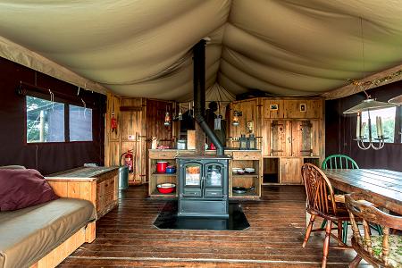 Heerenboer Tent