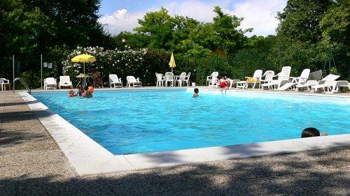 Agriturismo Le Sorgive et Le Volpi zwembad glamping