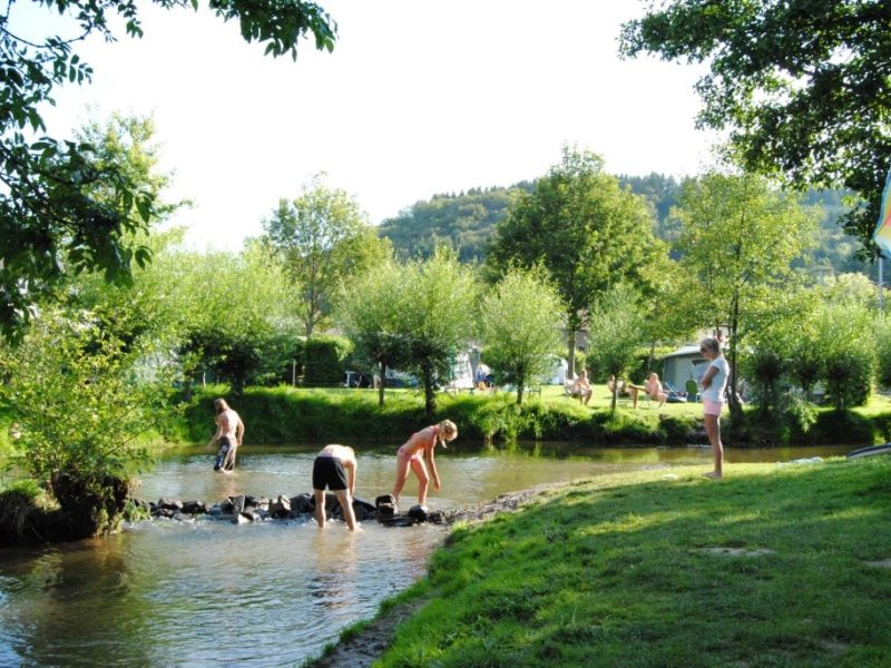 Camping Val d'Or in Luxemburg