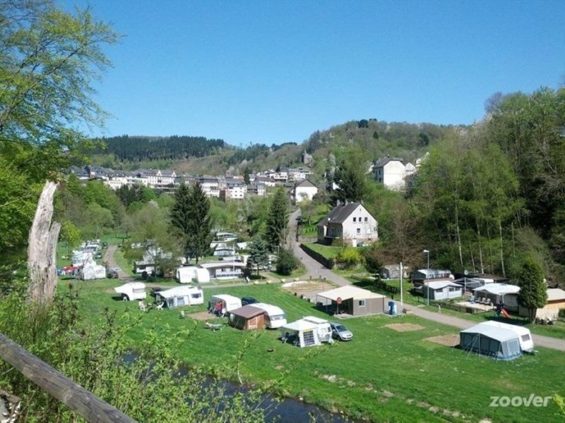 Camping in de Eifel in Duitsland Camp Kyllburg (