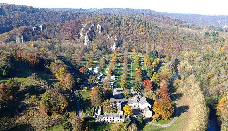 Overzichtsfoto Mountain Network Ardennen