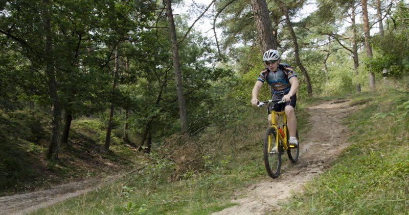 Glamping - De Jutberg - Mountainbiken
