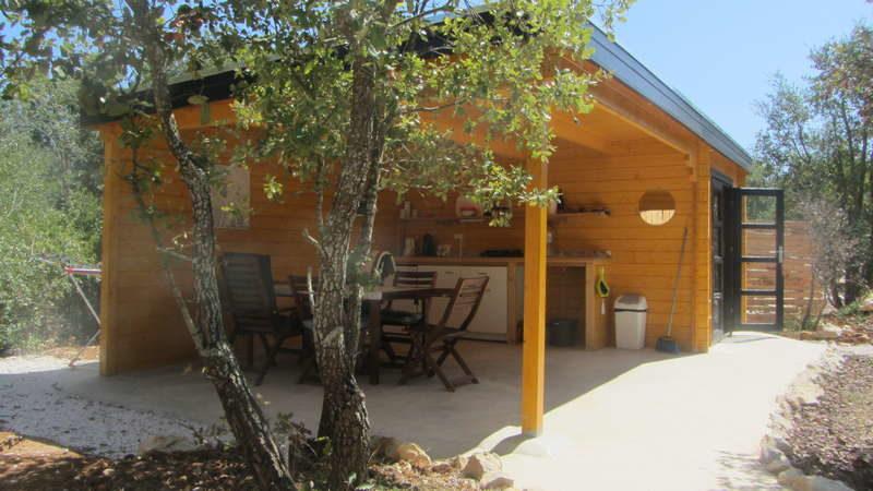 glamping cabin