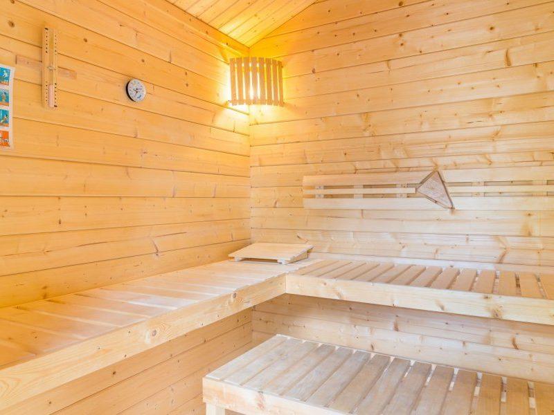 Glamping - de Haeghehorst - sauna