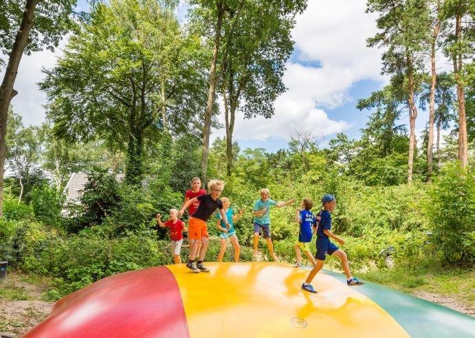 Glamping - de Haeghehorst - speeltuin kinderen