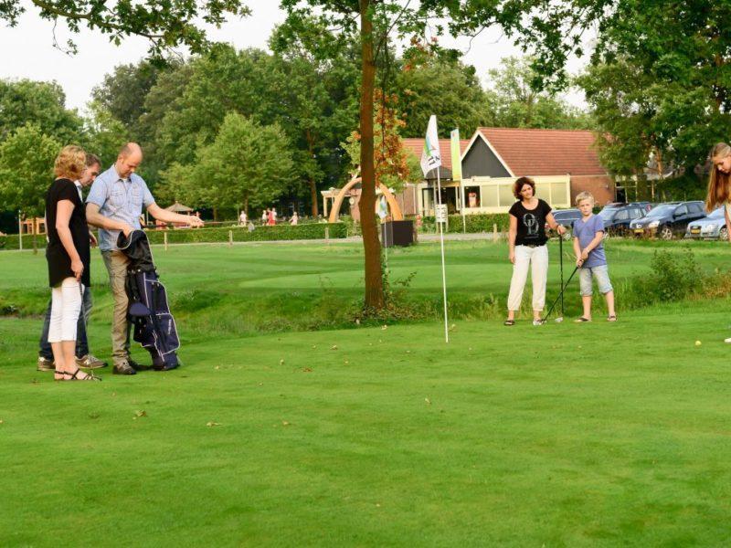 Glamping - 'n Kaps - Golf 2