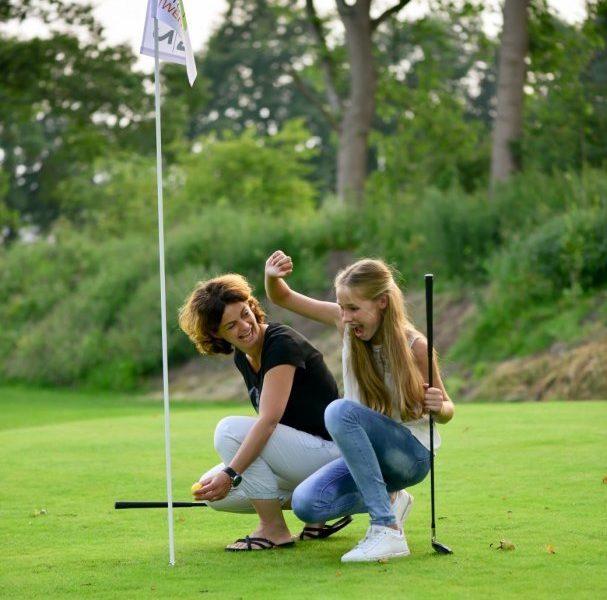 Glamping - 'n Kaps - golf